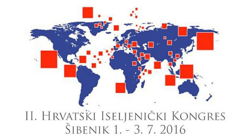 Slikovni rezultat za drugi hrvatski iseljenički kongres