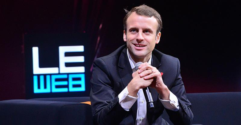 Macron (foto: OFFICIAL LEWEB PHOTOS / Wikimedia commons)