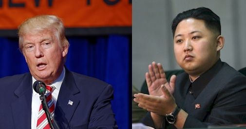 Foto: Michael Vadon (Trump), petersnoopy (Jong Un) / wikimedia commons
