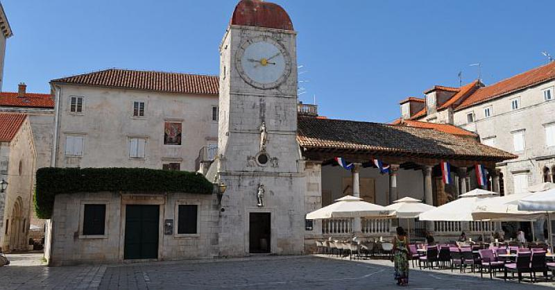 (VIDEO) INSPIRED BY STONE Trogir - a beautiful Croatian city