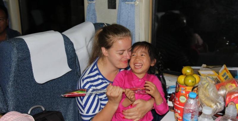 HRVATICA U KINI: Kako mi je usred vožnje vlakom 'ukradeno' srce
