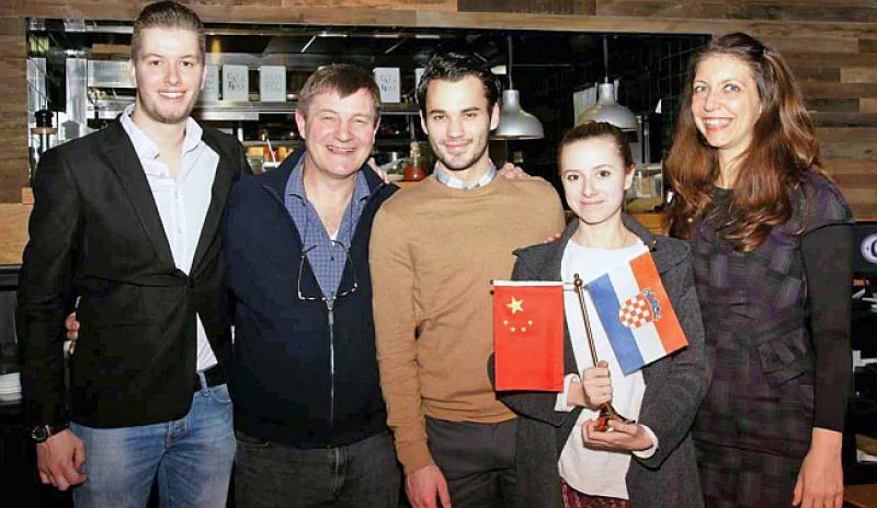 U KINESKOM MEGALOPOLISU Pedesetak Hrvata krenulo u okupljanje tamošnje dijaspore