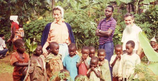 PREDIVNO PISMO AFRIČKE SIROČADI HRVATIMA U NJEMAČKOJ 'Izvukli ste nas iz duboke jame bijede'