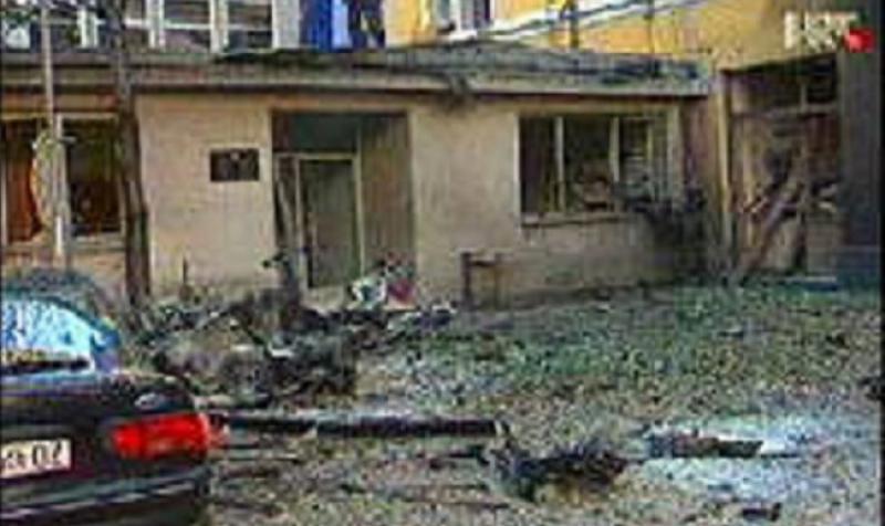 TERORISTIČKI NAPAD 1995. U RIJECI Sa 70 kila TNT-a zabio se u policijsku postaju: 'Hrvatska će gorjeti od automobila-bombi'