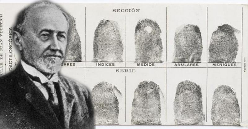 HRVATSKI VELIKAN Zbog njegovog izuma milijuni kriminalaca u posljednjih stotinu godina privedeni su pravdi