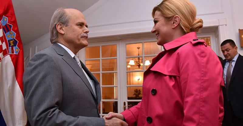 'MALA HRVATSKA' Predsjednica posjetila čileanski grad u kojem je pola stanovnika hrvatskog porijekla