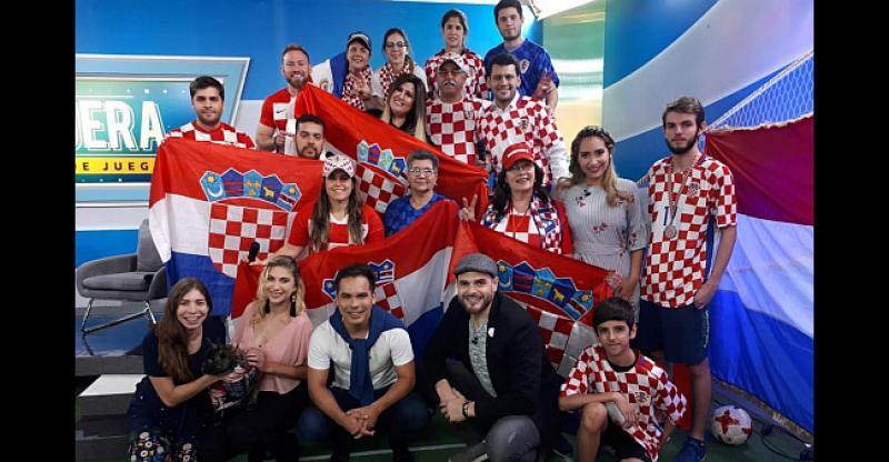 U PARAGVAJU SE PRIPREMA VELIKA FEŠTA Hrvati i Paragvajci zajedno gledaju utakmicu, a onda – slavlje!