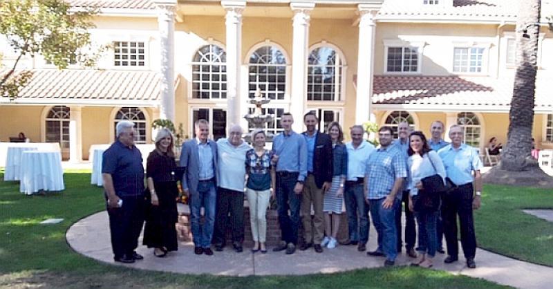 AMERIČKI HRVATI S MILASOM Posjetio Kaliforniju i New York, svečano otvorena konferencija Udruženja američko-hrvatskih stručnjaka