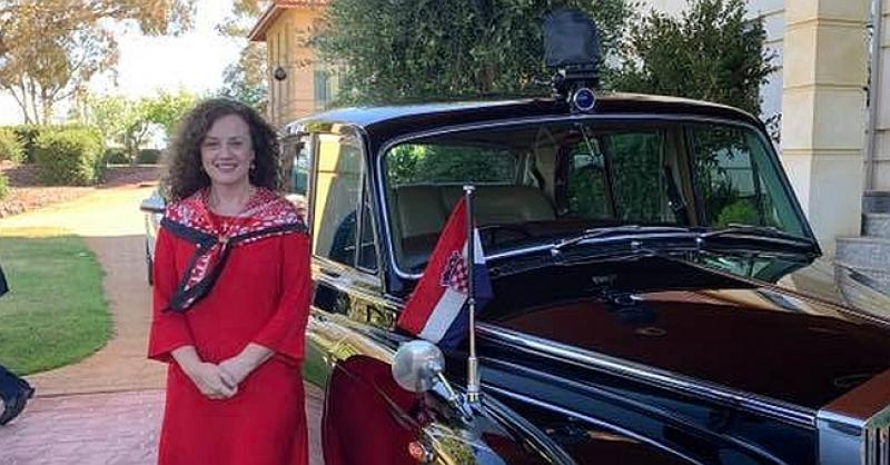 NOVA VELEPOSLANICA U AUSTRALIJI Želi stati na kraj oporezivanju povratnika u Hrvatsku, zastoj je na australskoj strani
