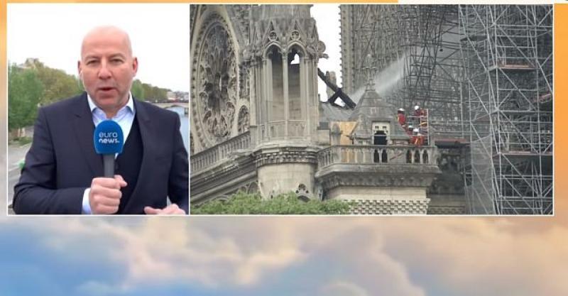 VIDEO VIJEST Pogledajte kako Notre Dame izgleda jutro nakon katastrofe