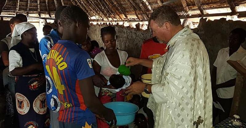 KAKO HRVAT SLAVI USKRS U DALEKOJ ZAMBIJI? Pokazao nam je Boris Dabo