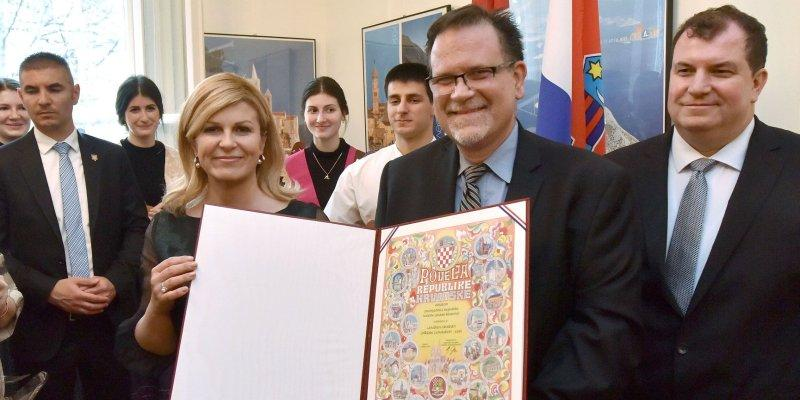 KANADA Susret Predsjednice s predstavnicima hrvatske zajednice u Ottawi