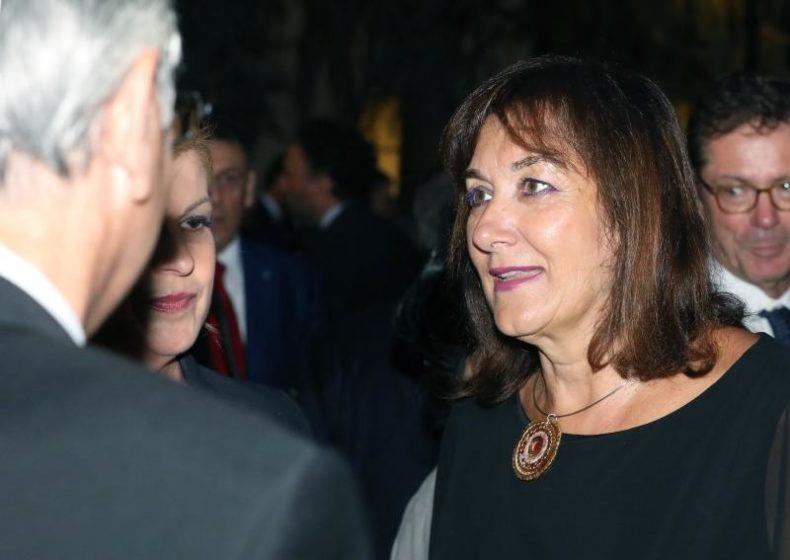 DUBRAVKA ŠUICA Postala potpredsjednica Komisije zadužena za demokraciju i demografiju