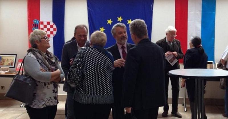(FOTOGALERIJA) DAN NEOVISNOSTI Proslavljeni u Luksemburgu