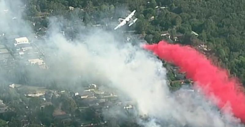SYDNEY PREKRIVEN DIMOM Novi požari haraju Australijom, a gusti dim nad Sydneyjem opasan po zdravlje