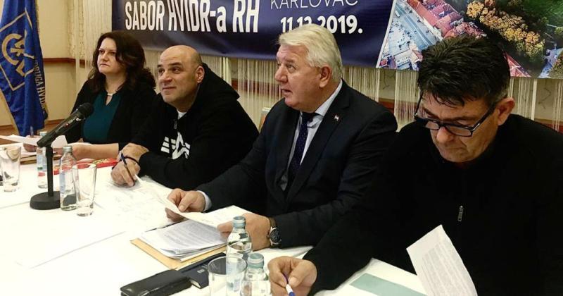 DANAS U KARLOVCU Održan 19. Redovni izvještajni Sabor HVIDRA-e Republike Hrvatske