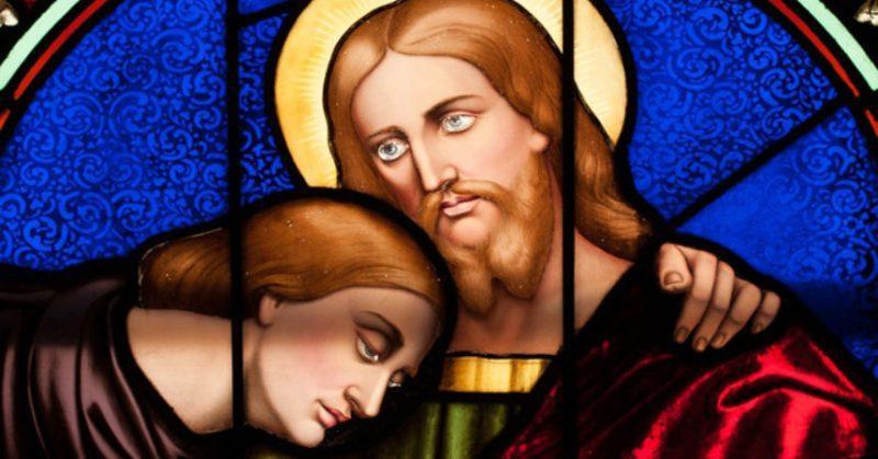 SLAVIMO BLAGDAN SVETOG IVANA APOSTOLA KOJEG JE ISUS OSOBITO LJUBIO Sretan imendan svim Ivanima, Ivanama, Ivama, Ivekima