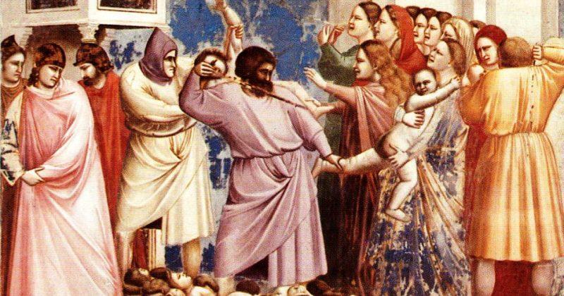 BLAGDAN NEVINE DJEČICE Nažalost, i danas ima Heroda i svakodnevno se prolijeva krv nevine i još nerođene dječice