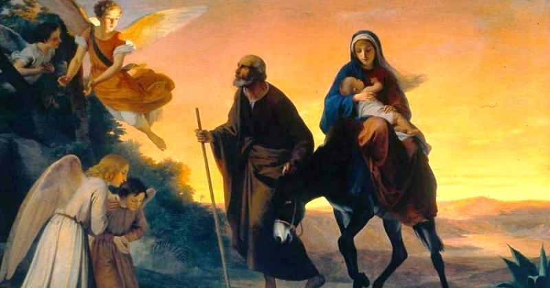EVANĐELJE NEDJELJOM Uzmi dijete i njegovu majku te bježi u Egipat!