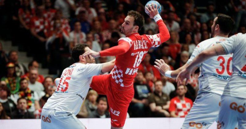 HRVATSKA RUKOMETNA REPREZENTACIJA Zaključila je drugi krug europskog prvenstva neodlučenim ishodom protiv Španjolske u Beču 22-22