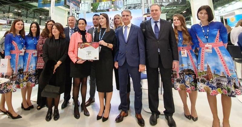 PREDSTAVLJANJE HRVATSKE TURISTIČKE PONUDE NA SAJMU 'FITUR' U MADRIDU Nagrada za kreativno događanje godine ide u Postire na Braču