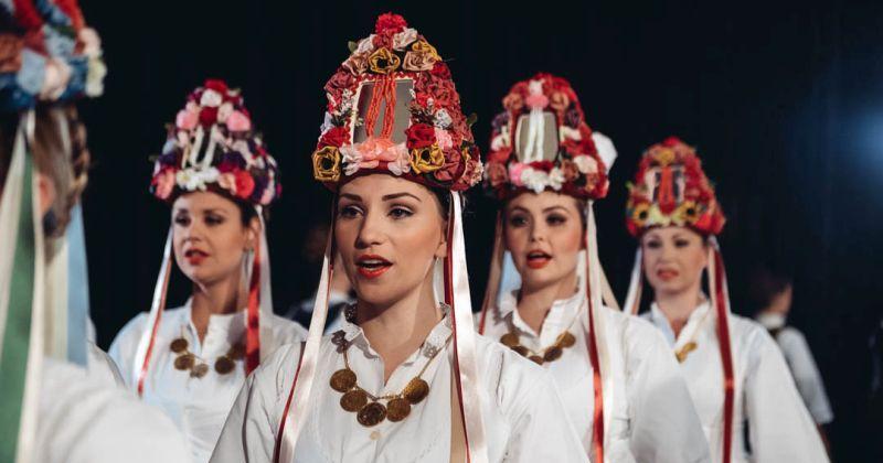 LEGENDARNI ANSAMBL LADO ODRŽAO KONCERT U BEČU Promotori hrvatske kulture i tradicije posjetili i Hrvatski dom