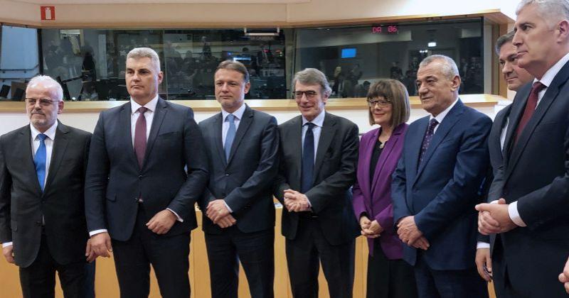 (VIDEO) PITANJE ŠIRENJA EUROPSKE UNIJE Jandroković: U hrvatskom je interesu integracija susjednih zemalja