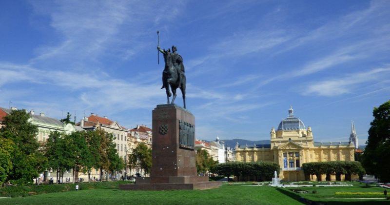 ZAGREB SVE PRIVLAČNIJI TURISTIMA U siječnju 10 posto više gostiju nego lani u isto vrijeme, najviše iz Italije, Južne Koreje i Njemačke