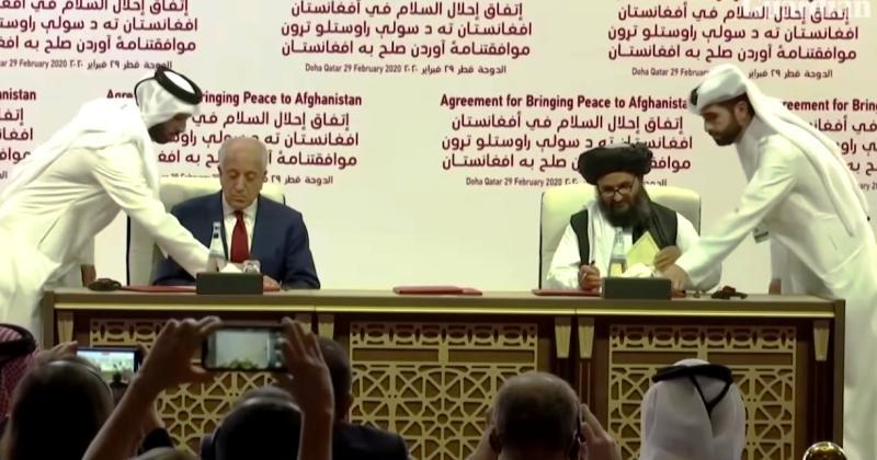 NA POMOLU DOVRŠETAK 18 GODINA DUGOG RATA? SAD i Afganistanski talibani potpisali dogovor o postupnom povlačenju stranih snaga
