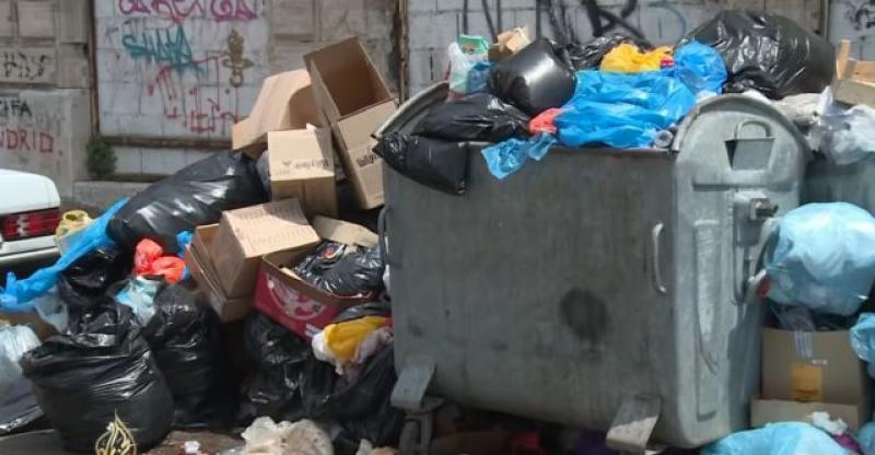 MOSTARU PRIJETI ZARAZA Tone smeća blokirale grad