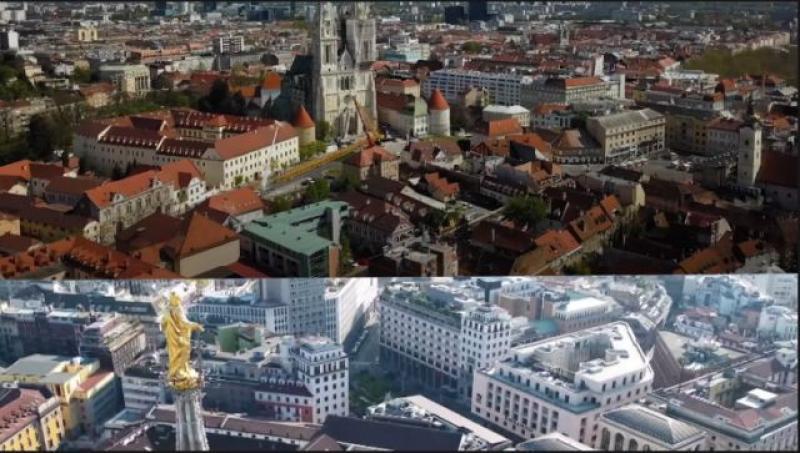 ŽELITE LI ČUTI NEŠTO IZVANREDNO, VAN OVOG SVIJETA? Pogledajte i poslušajte izvedbe iz prazne zagrebačke i milanske katedrale