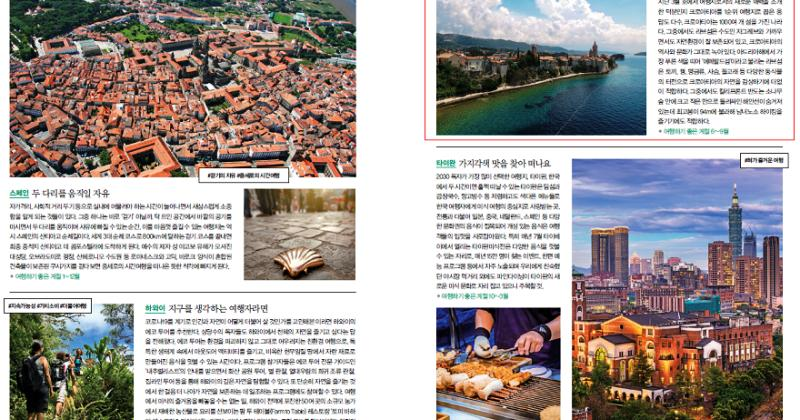 ODLIČNA PROMOCIJA LIJEPE NAŠE NA DALEKOM ISTOKU Južnokorejski turistički časopis SRT uvrstio Hrvatsku i otok Rab u TOP 8 destinacija svijeta