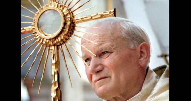 100. GODIŠNJICA ROĐENJA SV. IVANA PAVLA II. Sveti Ivane Pavle, s prozora tvog nebeskog doma udijeli nam Božji blagoslov!