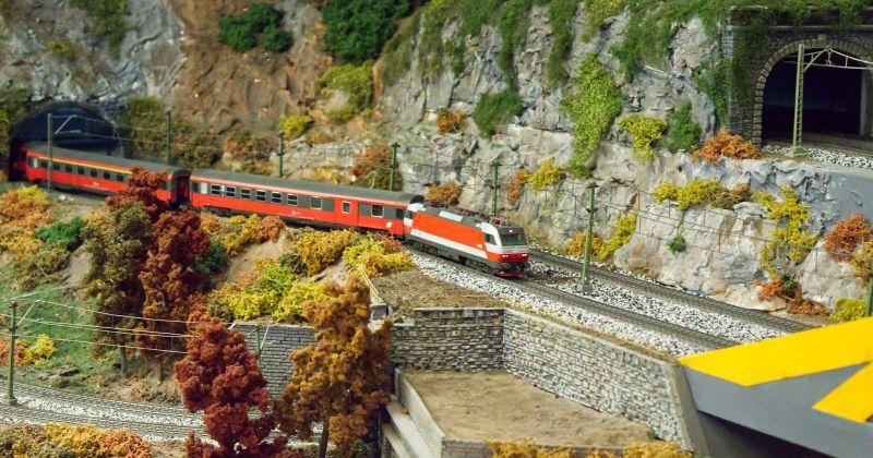 POKLON ZA SVE POSJETITELJE Muzej vlakića, peta najveća maketa željeznice Europe, omogućuje besplatan ulaz