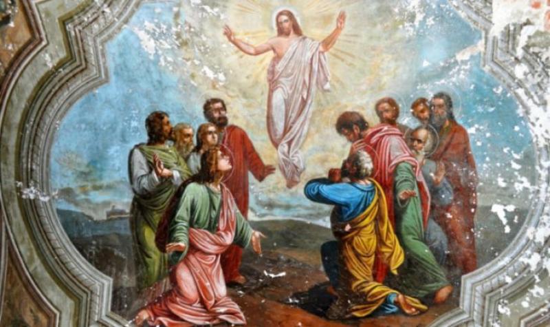 SLAVIMO UZAŠAŠĆE, DAN KAD JE ISUS UZDIGNUT NA NEBO Ova svetkovina dokaz je spasa za čitavo čovječanstvo