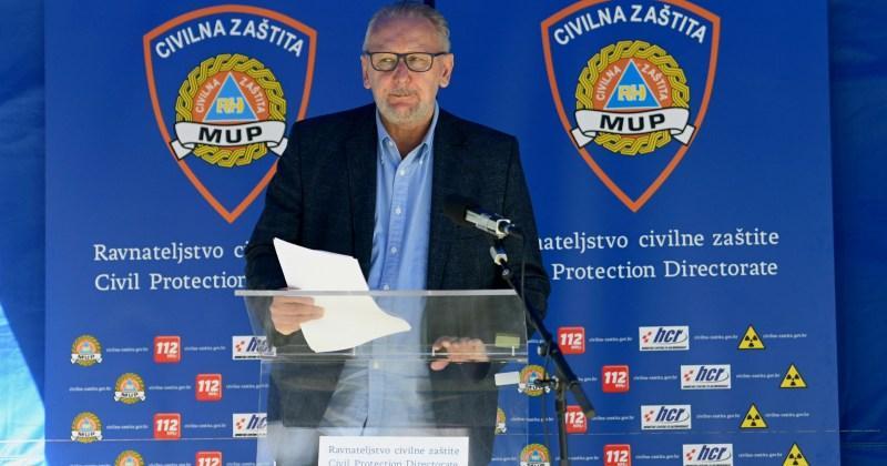 DAVOR BOŽINOVIĆ 'Ulazak turista u Hrvatsku pratit će epidemiološka struka i HZJZ'