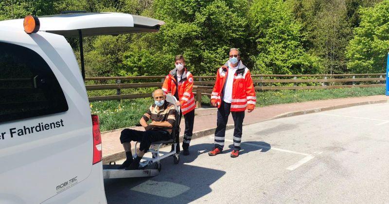 'ŽELIM UMRIJETI KOD KUĆE, VRATITE ME U HRVATSKU' Bavarski Crveni križ i ljudi dobrog srca teško bolesnom Hrvatu iz Njemačke ispunili posljednju želju