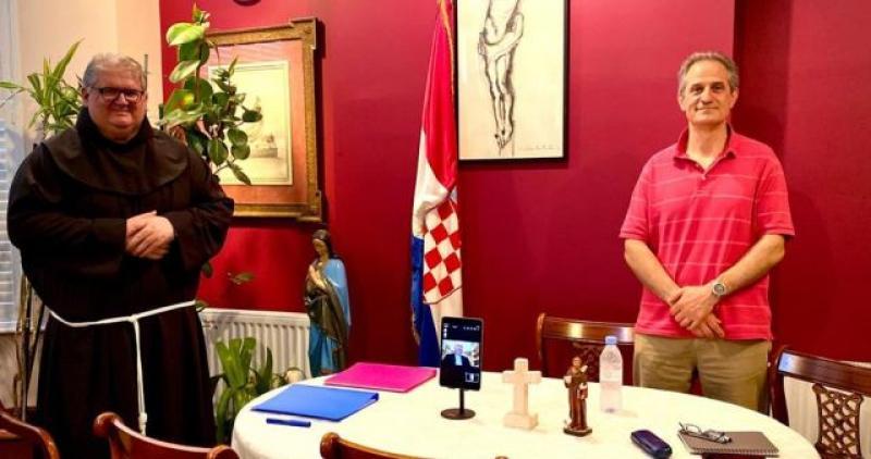 HKM LONDON Javlja o godišnjem sastanku Povjerenstva Misije