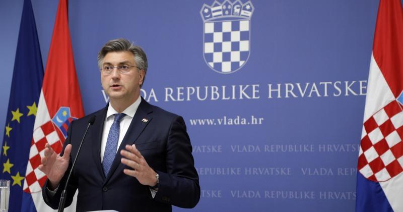 HRVATSKOJ 10 MILIJARDI EURA Plenković: 'U vremenu krize vidimo značaj članstva u EU-u'