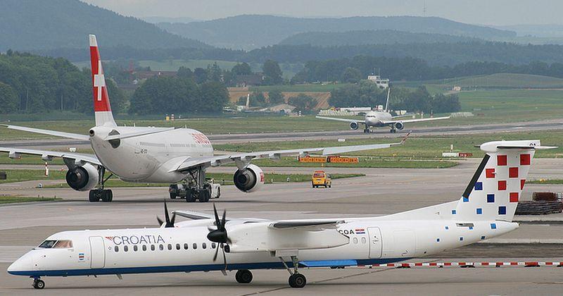 LETOVI OD 8. LIPNJA Croatia Airlines ponovno uvodi liniju Zagreb – Zürich