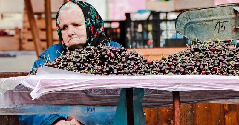 FOTOGRAFIJA KOJA GOVORI VIŠE OD TISUĆU RIJEČI Tužno lice kumice sa zagrebačke tržnice dirnut će vas u srce