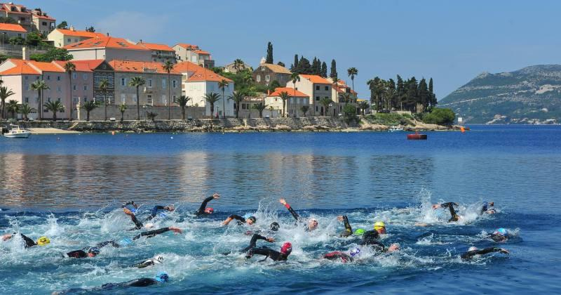 ODREĐEN NOVI DATUM Izazov Marka Pola – triatlon natjecanje održati će se od 18. do 20. rujna u Gradu Korčuli