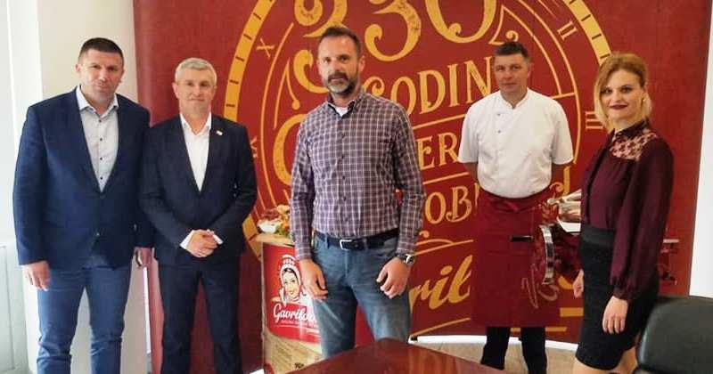 GAVRILOVIĆ USKORO IZVOZI U UKRAJINU Tugomir Majdak: 'Ugovaramo novo povećanje prehrambenih proizvoda na ukrajinsko tržište'