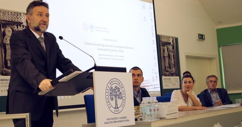 U ZAGREBU SE ODRŽAVA Znanstveni skup pod nazivom 'Važnost europskog sjećanja za europsku budućnost: komunistički poratni zločini'