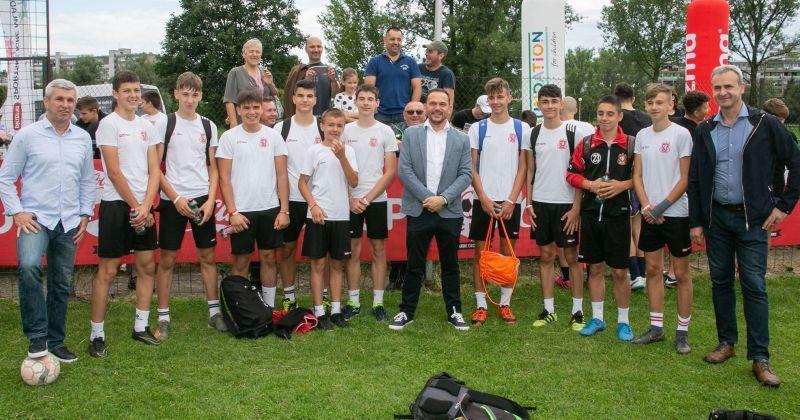 U ZAGREBAČKIM DUGAVAMA Održane 'Sportske igre mladih'