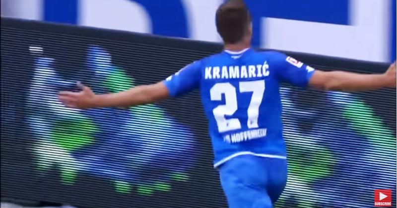 HRVATSKI REPREZENTATIVAC Andrej Kramarić sa četiri pogotka odveo Hoffenheim u Europsku ligu