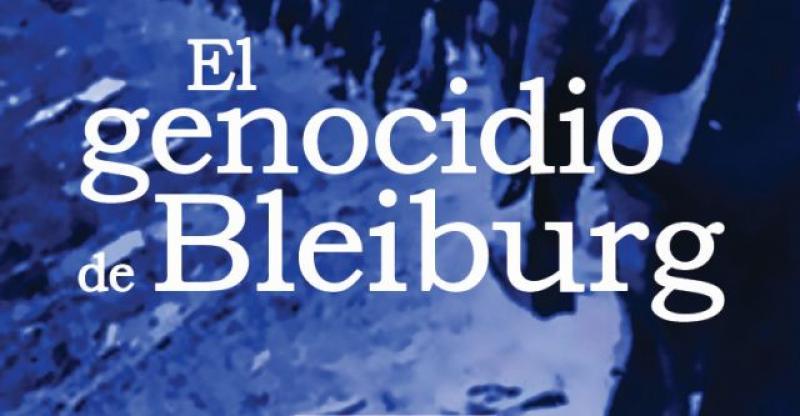 JEDAN OD NAJVEĆIH POKOLJA HRVATSKOG NARODA U CIJELOJ NJEGOVOJ POVIJESTI Nakladnička kuća u Buenos Airesu objavila je knjigu 'EL GENOCIDIO DE BLEIBURG'