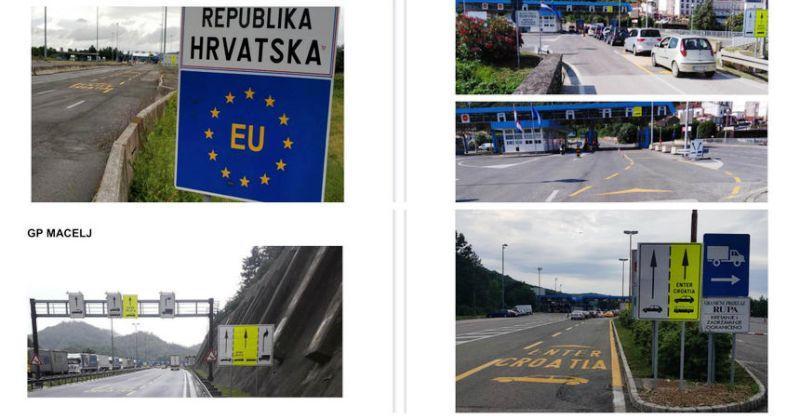 ZBOG BRŽEG ULASKA Na graničnim prijelazima posebne trake za strance najavljene sustavom Enter Croatia