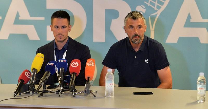 PROSLAVLJENI HRVATSKI TENISAČ Goran Ivanišević pobijedio koronu i napustio Zadar
