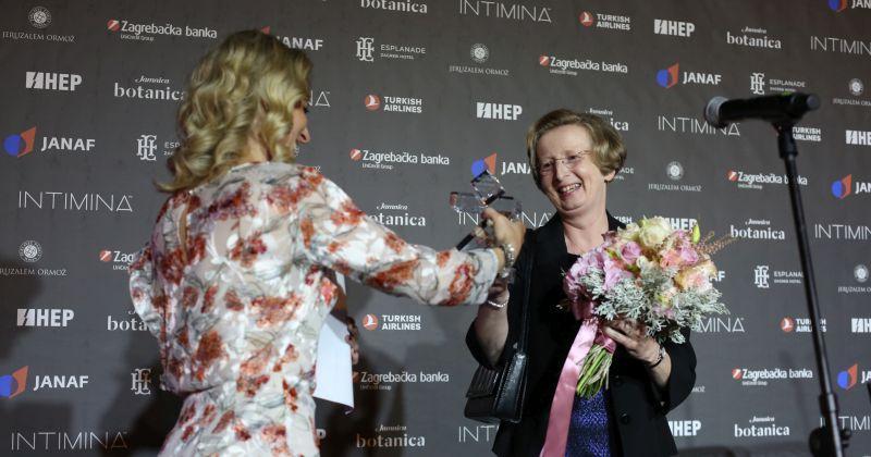 ALEMKA MARKOTIĆ ŽENA GODINE 'Tijekom koronakrize je smirivala naciju poput apaurina'